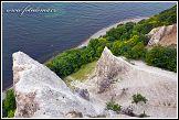 Křídové útesy národního parku Jasmundu