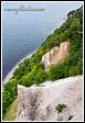 Křídové útesy německého národního parku Jasmund