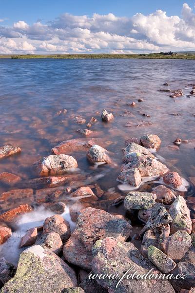 Jezero Litle Rörsjön