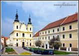 Kostel Nanebevzetí Panny Marie a piaristická kolej, Strážnice