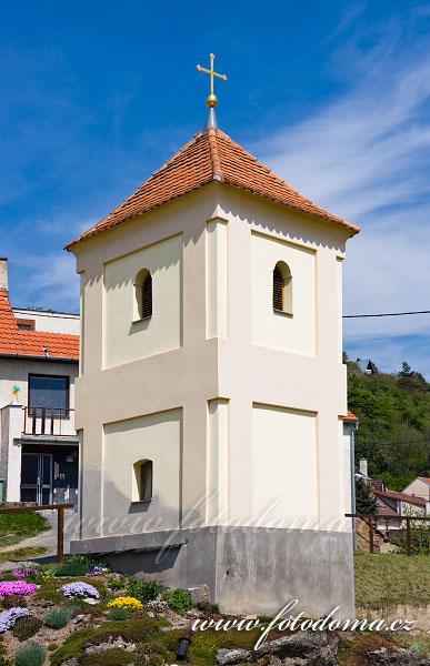 Kaplička sv. Jana Křtitele, Viničné Šumice