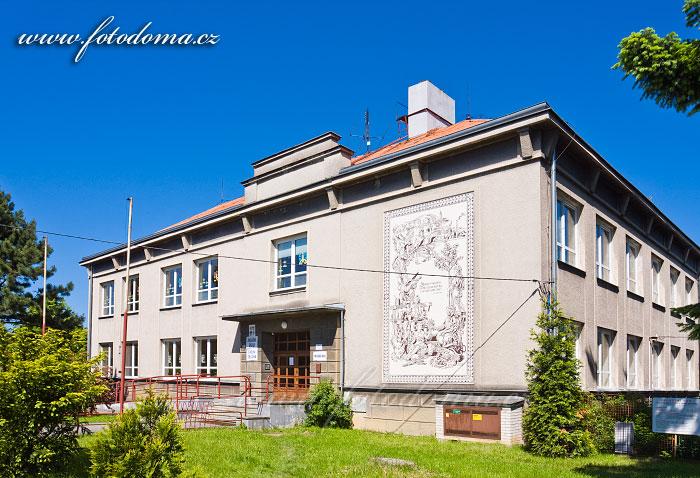 Škola, Lučina