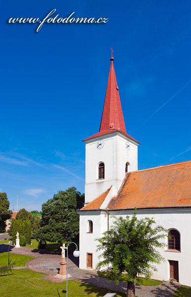 Kostel svatého Jana Křtitele, Rakvice