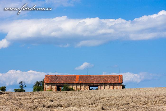 Kokořínsko, stodola