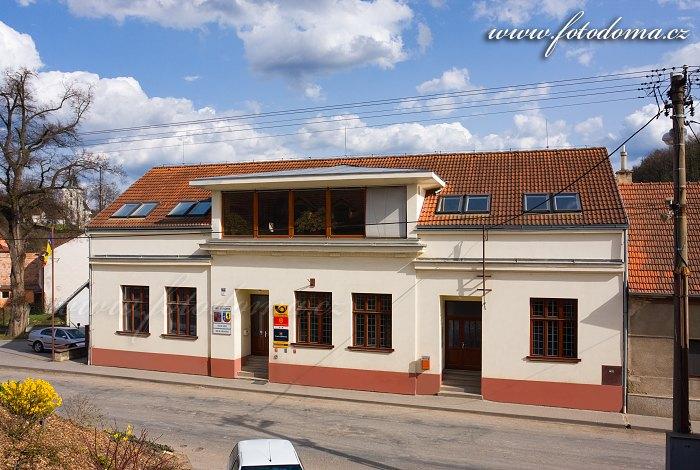 Lelekovice, obecní úřad