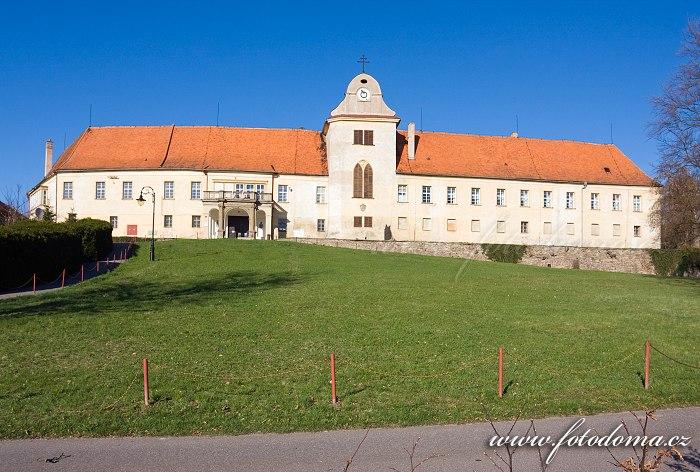 Zámek Lomnice, okres Brno-venkov
