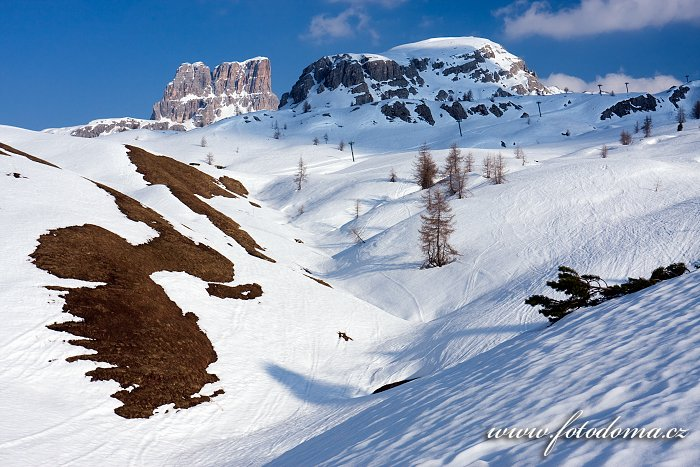 Averau a Croda Negra, Dolomity