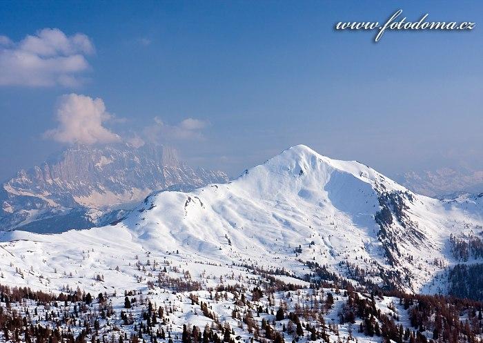Monte Civetta a Monte Pore, Dolomity