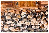 Dřevo jako pozadí