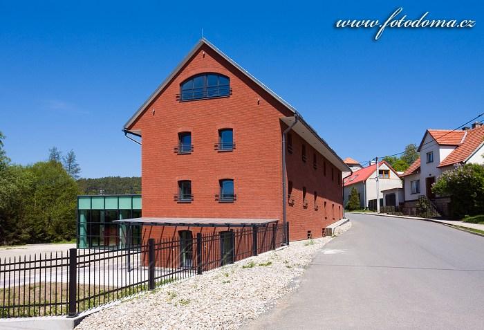 Bývalý mlýn v Ludkovicích