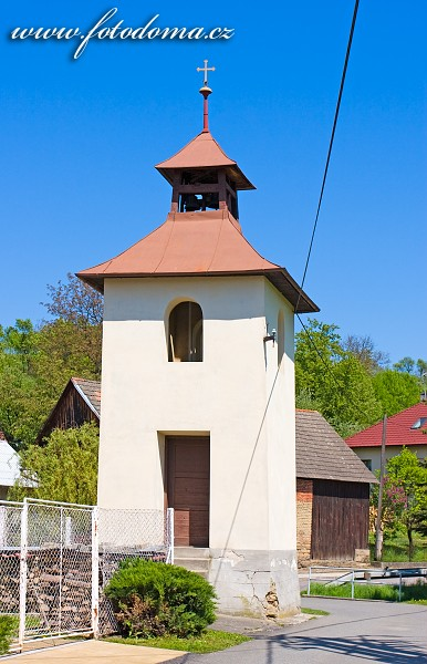 Zvonice v Ludkovicích