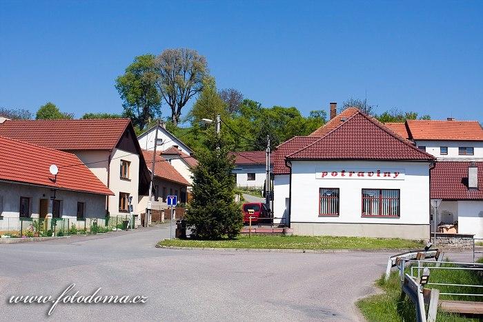 Obchod v Ludkovicích