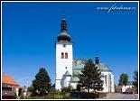 Svatováclavský kostel, Křižanov