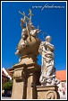 Sousoší Nejsvětější Trojice, Náměšť nad Oslavou