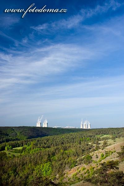 Mohelenská hadcová step a jaderná elektrárna Dukovany