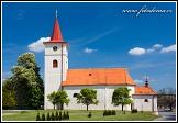 Kostel svatého Lukáše Myslibořice