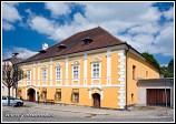 Rodný dům Josefa Hoffmanna, kde nyní sídlí muzeum, Brtnice