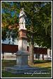 Socha svatého Jana Nepomuckého na náměstí, Velká Bíteš