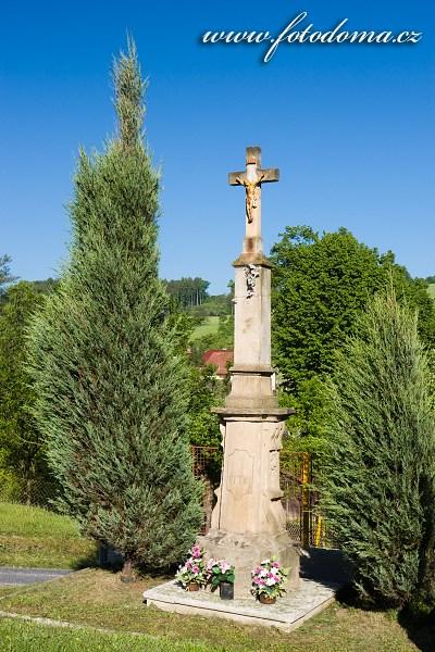 Kříž v Ludkovicích