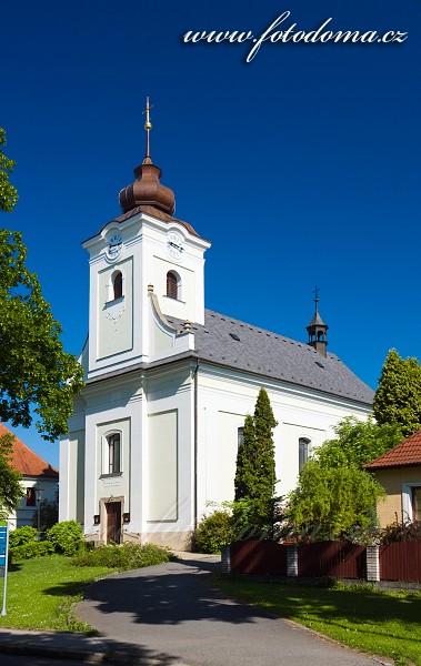 Klasický kostel svatého Josefa z let 1810-1813, Lukov
