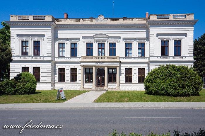 Vila Thonet, Bystřice pod Hostýnem