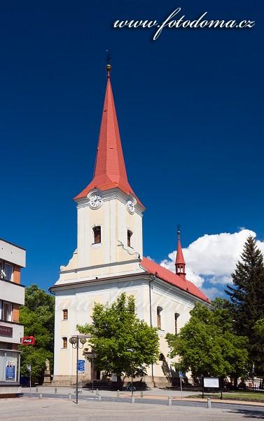Kostel sv. Jiljí, Bystřice pod Hostýnem