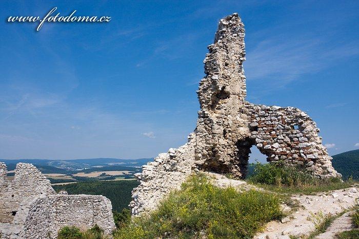 Hrad Čachtice, Slovensko