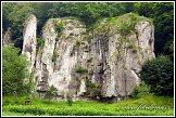 Skalní útvar Skaly Kawalerskie, Ojcowski národní park