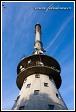 Vysílač na vrchu Lysa Gora, masiv Swiety Krzys, Swietokrzyski národní park, Swietokrzyski Park Narodowy, Polsko
