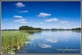 Jezero Wigry, Wigry, Wigierski Park Narodowy, Wigierski národní park, Polsko