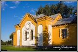 Muzeum v bývalém pravoslavném kostele ze 16. století v Merkinė, Litva
