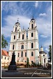 Kostel svaté Kateřiny, Vilnius, Litva
