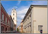 Kostel svatého Jana, ulice Sv. Juno, Vilnius, Litva