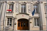 Polská ambasáda, ulice Sv. Juno, Vilnius, Litva