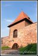 Bašta v renesančním opevnění, Vilnius, Litva
