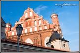 Bernardinský klášter, Vilnius, Litva