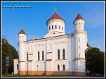 Kostel svatého Ducha, Vilnius, Litva
