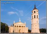 Vilniuská katedrála, Vilnius, Litva