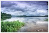 Jezero Baluošas, Aukštaitijos národní park, Litva