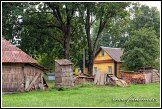 Dům ve Strazdai, Aukštaitijos národní park, Aukštaitijos nacionalinis parkas, Litva