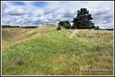 Hradištní pahorek Bernotų piliakalnis, Bernotai, Litva