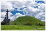 Hradištní pahorek, Lepelionių piliakalnis, Lepelionys, Litva