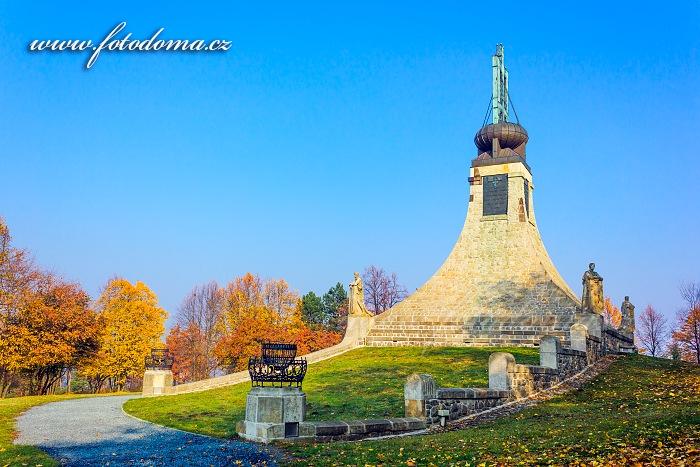 Mohyla míru, Prace, okres Brno-venkov