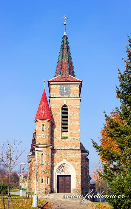 Kostel sv. Cyrila a Metoděje, Bílovice nad Svitavou