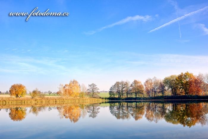 Rybník Chobot, Bohuslavice, okres Opava