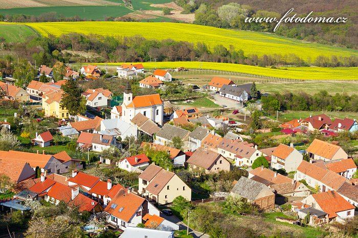 Klentnice, okres Břeclav, Jihomoravský kraj, Česká republika