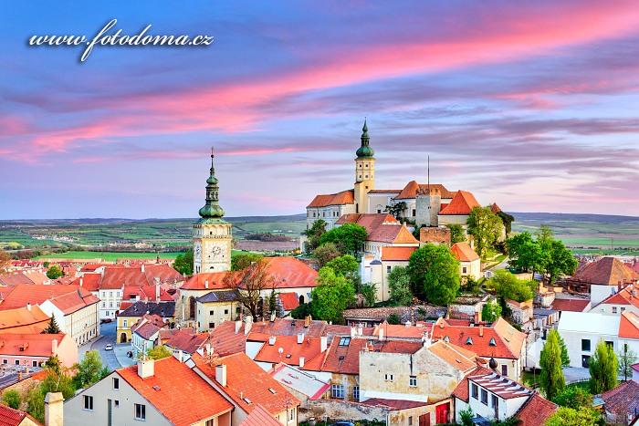 Mikulov, okres Břeclav, Jihomoravský kraj, Česká republika