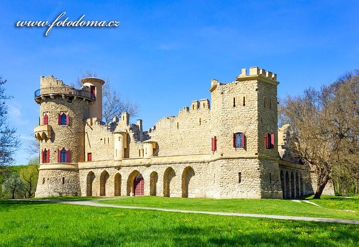 Janův hrad, Podivín, okres Břeclav, Jihomoravský kraj, Česká republika