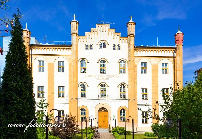 Domov pro seniory, Javorník, okres Jeseník, Olomoucký kraj, Česká republika