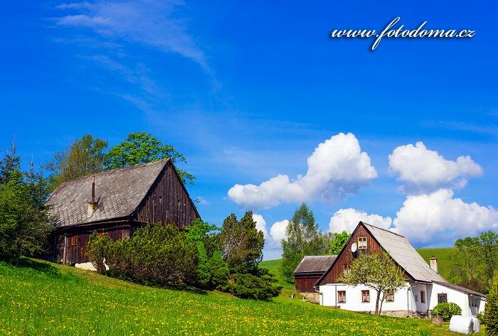 Chalupa, Šléglov, okres Šumperk